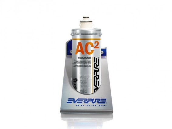 AC2 Everpure Wasserfilter für Kaltgetränke, Tafelwasser, Wasserspender